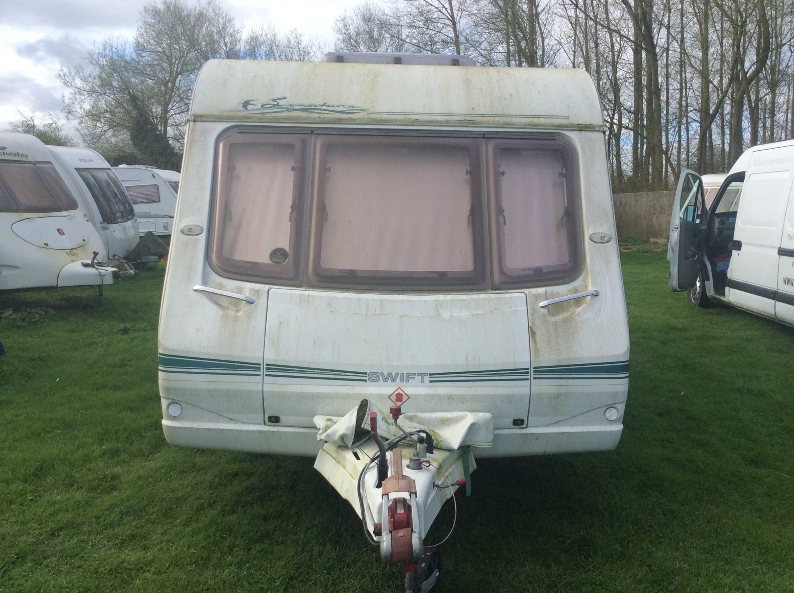 Caravan Before